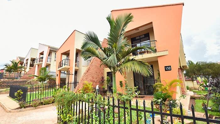 Kensington Gated community in Kyanja kampala